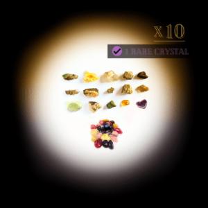 Engelszahl 1111 Mystery Crystals
